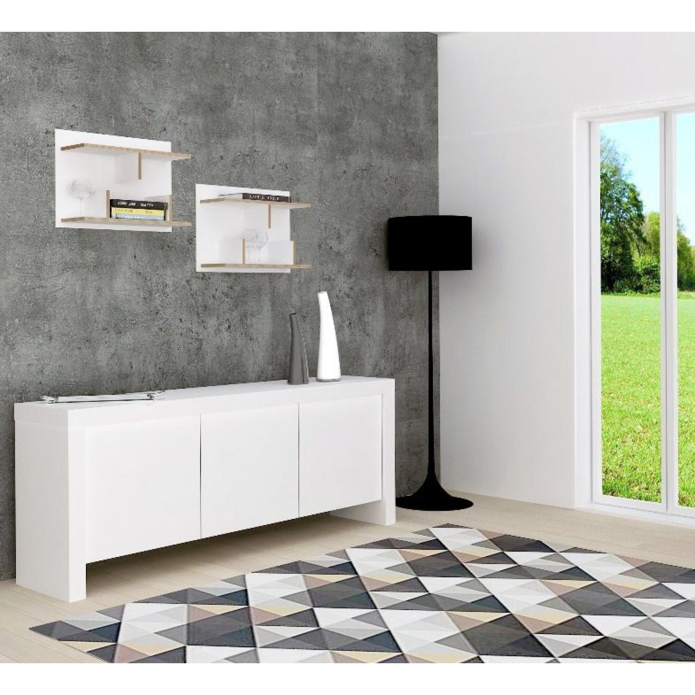 Wall Unit Bern 60 | White