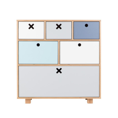 Sideboard Groß | Pastell
