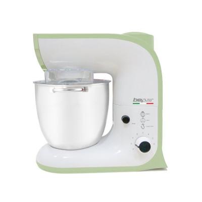 Stand Mixer | White/Green