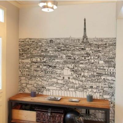 Tapete Vue de Paris Grand Palais Tour | Medium