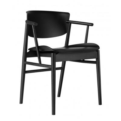 N01 Chair | Black Oak