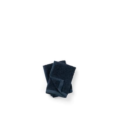 Handtuch Birch | Marineblau - 30x30cm
