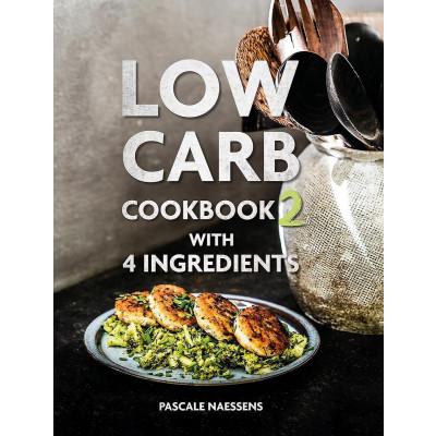 Buch Low carb cookbook with 4 ingredients 2