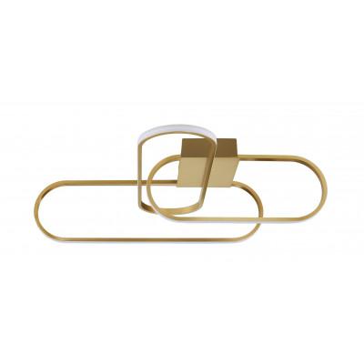 Deckenlampe Arte   Gold
