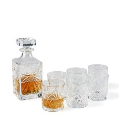Whisky Set - 7 Pieces