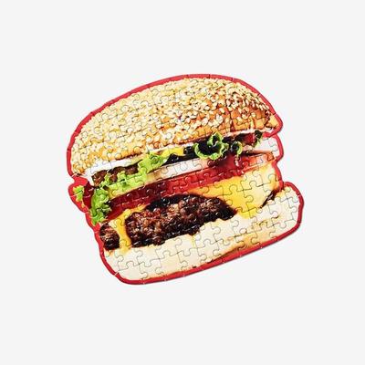 Puzzle Little Puzzle Thing | Burger