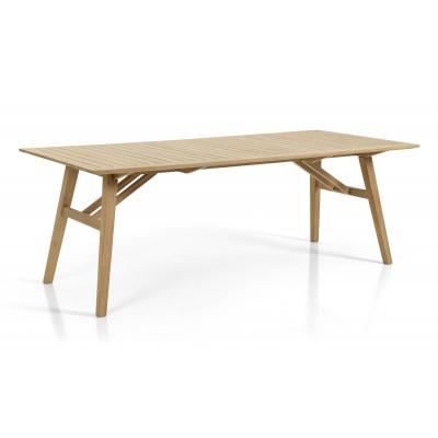 Esstisch Chios L 220 cm | 6 Pers | Helles Holz