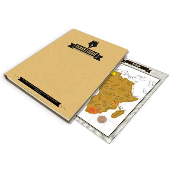 Reisetagebuch mit Scratch Maps Reisebericht