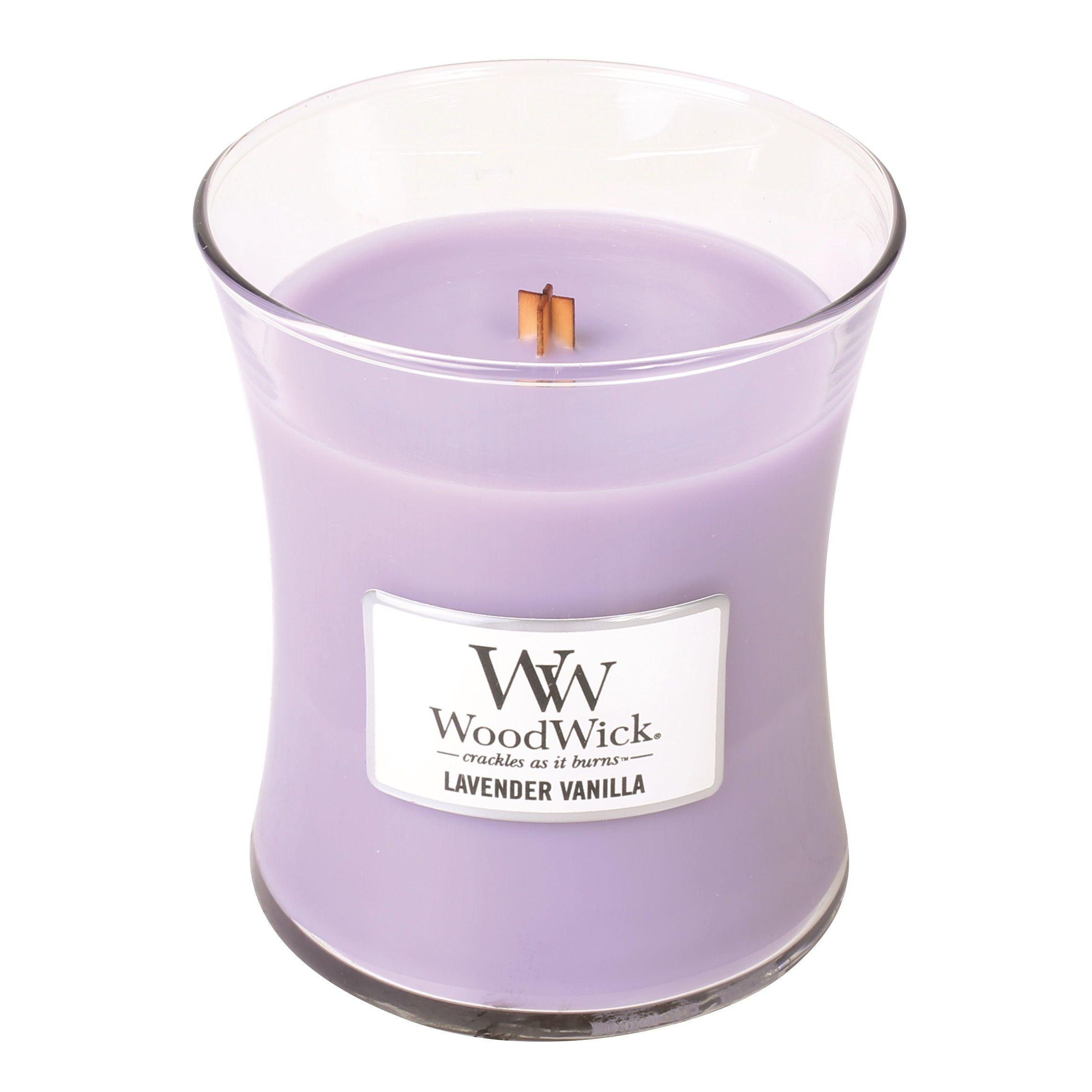 Medium Candle   Lavender Vanilla