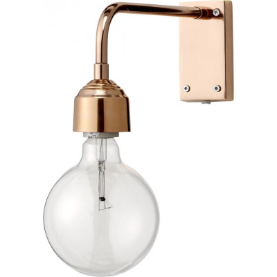 Wandlampe A   Messing
