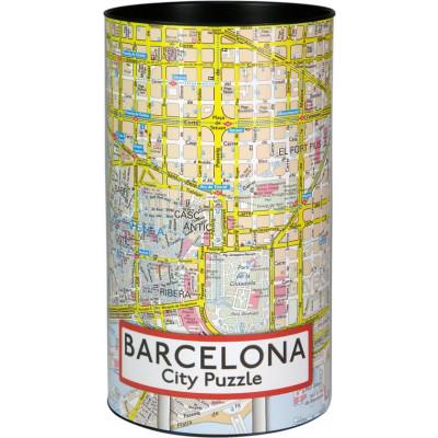 500 Pieces Puzzle   Barcelona