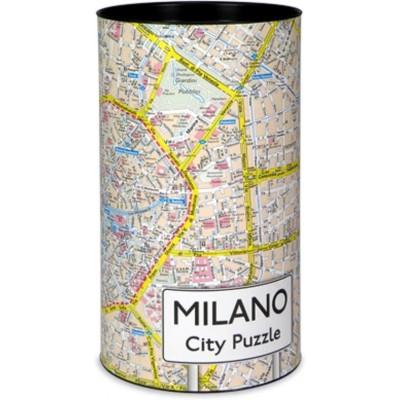 500 Pieces Puzzle   Milano