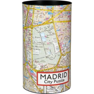500 Pieces Puzzle   Madrid