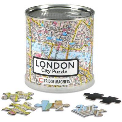 Magnetic Puzzle   London