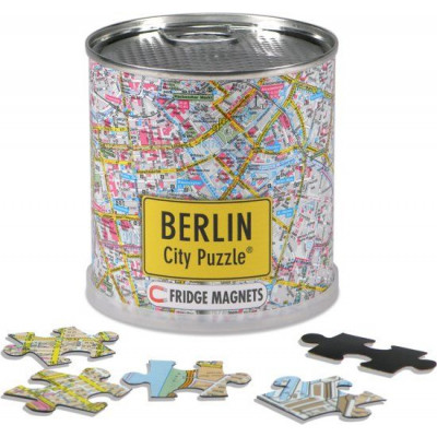 Magnetic Puzzle   Berlin