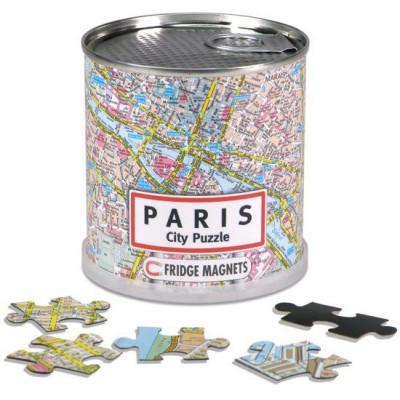 Magnetic Puzzle   Paris