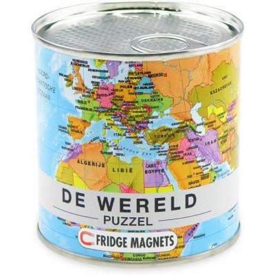 Magnetic Puzzle   De Wereld