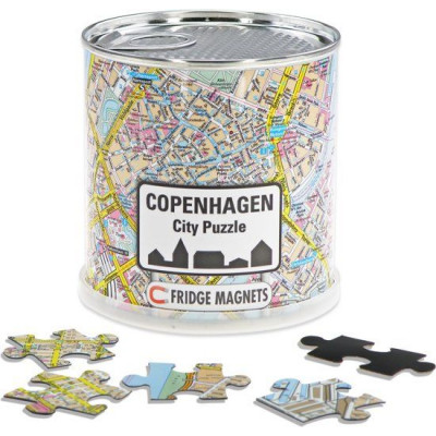 Magnetic Puzzle   Copenhagen