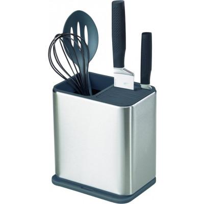 Sinc & Messer Organiser Surface   Silber