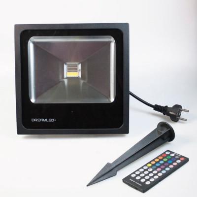 RGB + weiße LED-Flutlicht 30W | FL300W