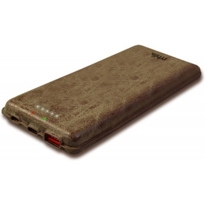 Power Charger | Brown