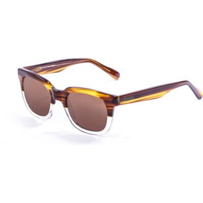 Sonnenbrille Inspiration II | Braun + Braun-Weiß-Glas