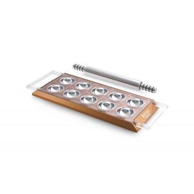 Ravioli-Tablette | Kupfer