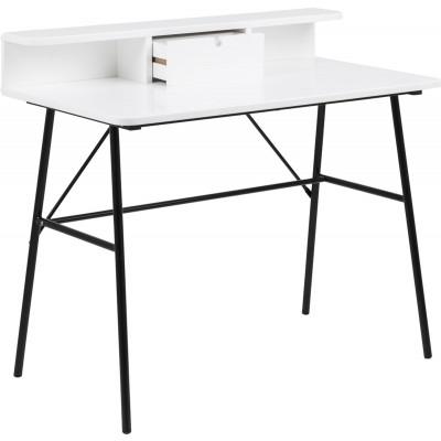 Schreibtisch Ria | Weiß