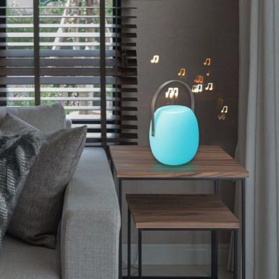 Tragbarer Lautsprecher | LED