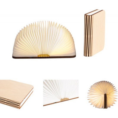 Book Lamp | Maple