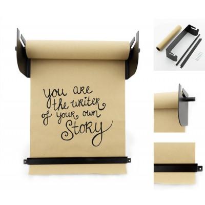 Dekorativer Papierrollenhalter | Groß