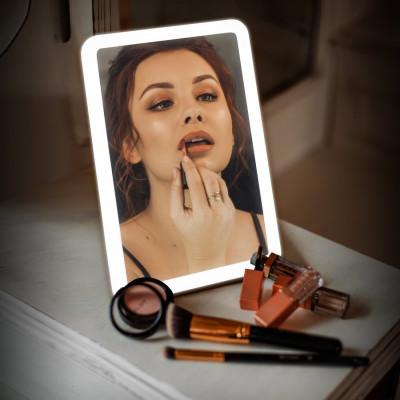 Portable LED Mirror