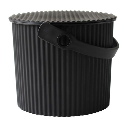 Aufbewahrungskorb Omnioutil | Schwarz-Mini