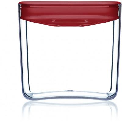 Lebensmittel-Aufbewahrungskiste Pantry-Würfel | Rot-190 cl