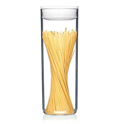 Spaghetti-Behälter Pantry 2.4L | Weiß