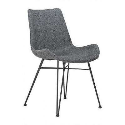 Hype chair | Dark Grey Fabric