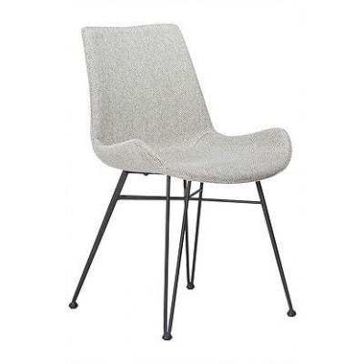 Hype chair | Light Grey Fabric