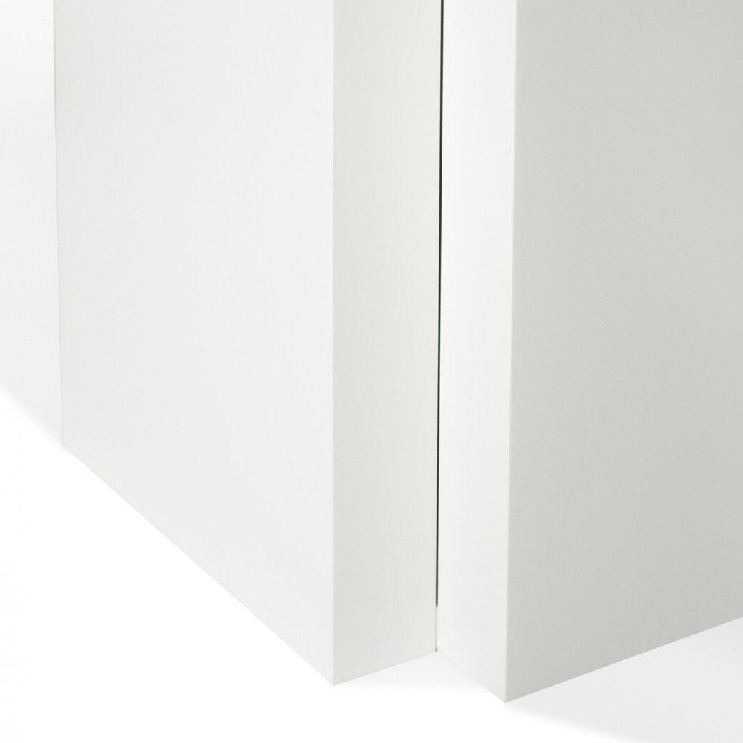 Esstisch Dusk 130   Weiß