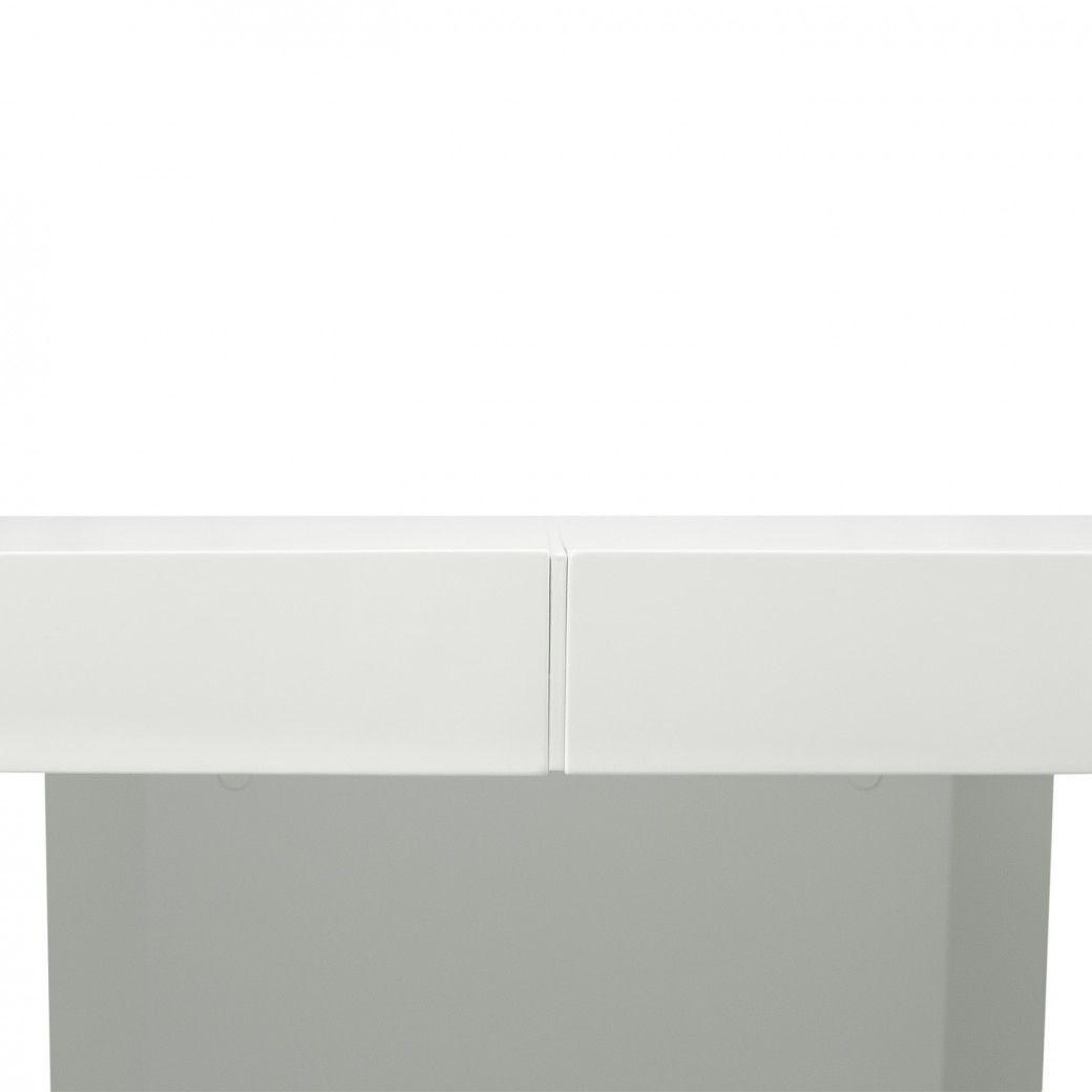 Esstisch Dusk 150   Weiß