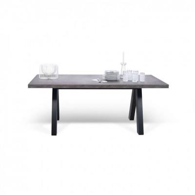 Ausziehbarer Tisch Apex | Concrete
