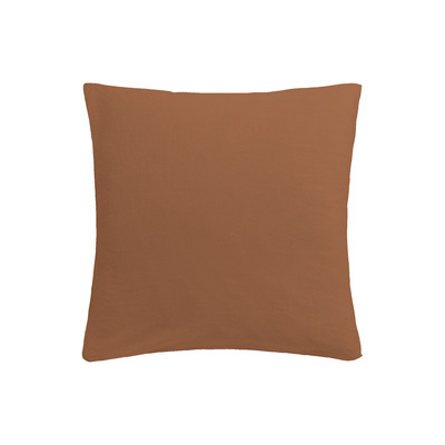 Pillow Cover 65 x 65 | Brick Brown