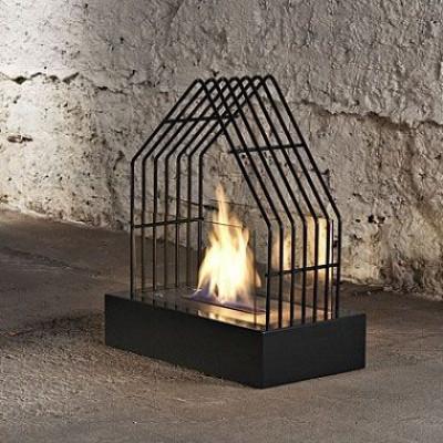 Homefire Mobile Bio-fireplace