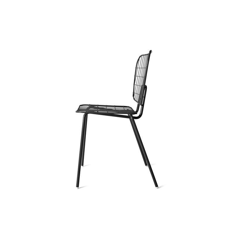 WM String Dining Chair | Black