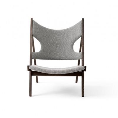Stuhl Knitting | Grau