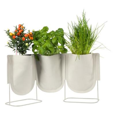 Pflanzenstand 3x S | 1 l | Beige