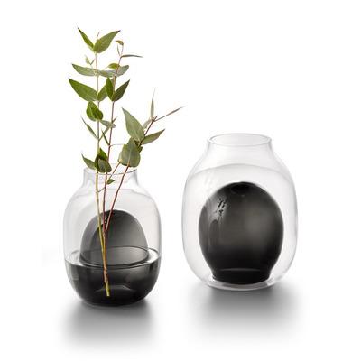 Vase Louisa S   Klar