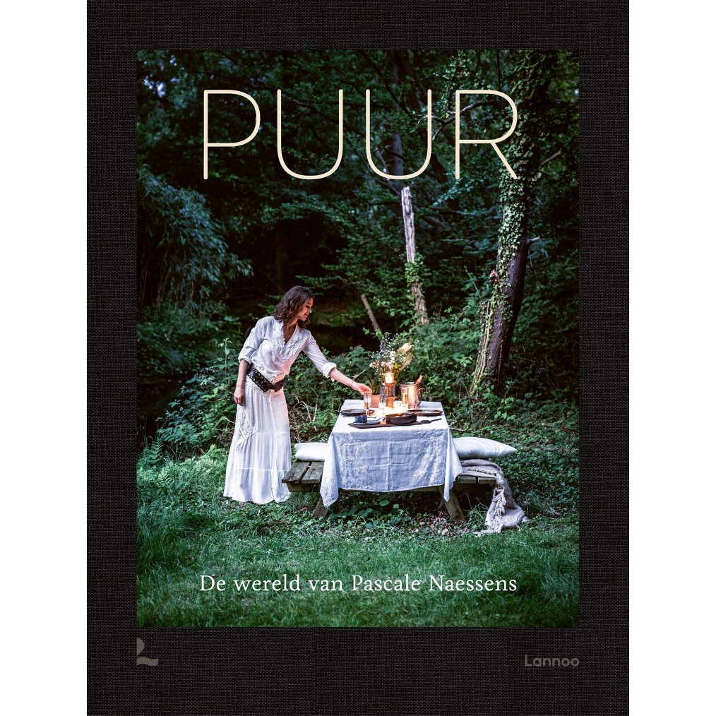 Buch Puur - Pascale Naessens