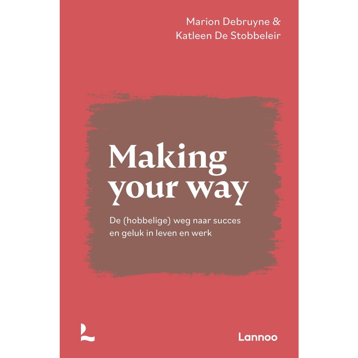Buch Making your Way   Englisch