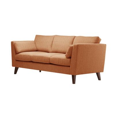 3-Sitzer Sofa Elisa I Orange