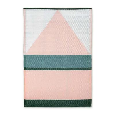 Teppich Tangram -120 x 180 cm